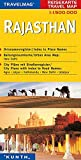 Reisekarte : Rajasthan -