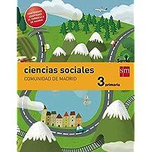 Ciencias sociales. 3 Primaria. Savia. Madrid [LOMCE] - 9788467574302