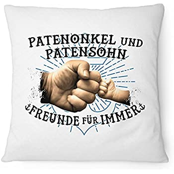 Freunde f/ür Immer Baby-Shirt mit Spruch Geschenk-Idee Junge Geburt Patenkind Tauf-Pate Fashionalarm Baby T-Shirt Patenonkel und Patensohn