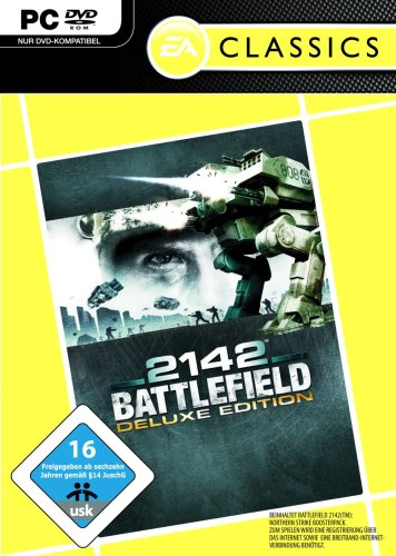 96337027476 Battlefield 2142 - Deluxe Edition [EA Classics] 5030932091826