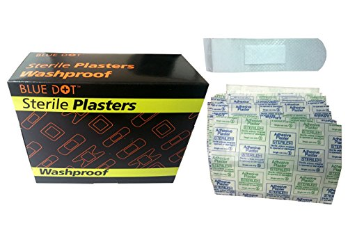 blue-dot-sterile-transparent-plasters-7cm-x-2cm-box-of-100-by-bluedot