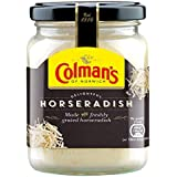 Salsa de rábano picante 250 ml de Colman