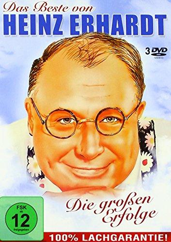 Heinz Erhardt - Das Beste von Heinz Erhardt [3 DVDs] Preisvergleich