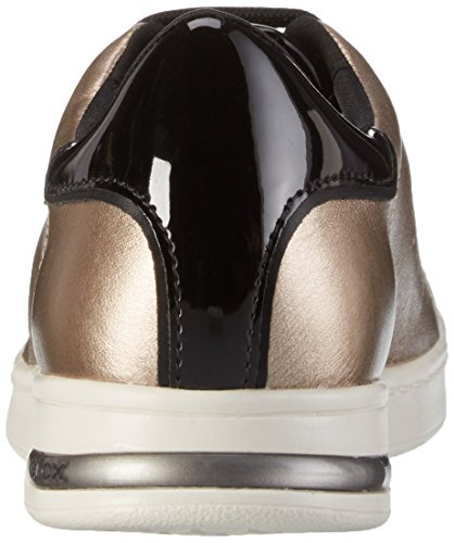 Geox Damen D Jaysen A Sneakers Gold (CHAMPAGNECB500)