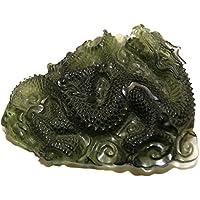 Moldavit Dragon Carving extrem seltene zum Sammeln tolle, 14,2Gramm 40mm preisvergleich bei billige-tabletten.eu
