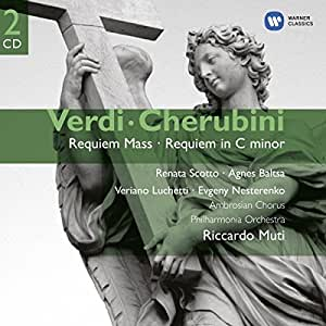 Verdi, Requiem / Cherubini: Requiem in C Minor