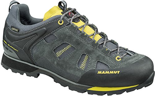 Raichle / Mammut Ayako Low GTX Men graphite/yellowstone