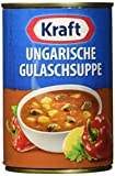 Kraft Ungarische Gulaschsuppe Dose, 6er Pack (6 x 400 ml)