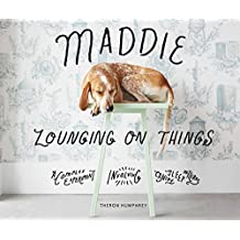 Maddie Lounging On Things: A Complex Experiment Involving Canine Sleep Patterns (English Edition)