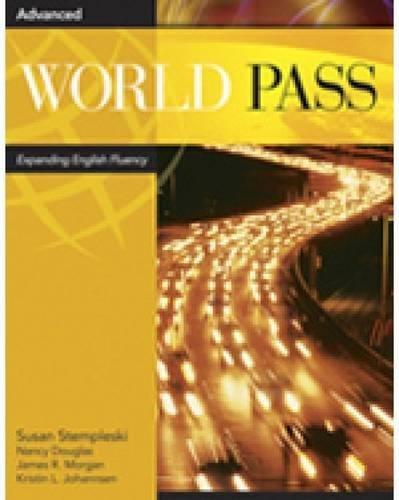 World Pass: Expanding English Fluency, Advanced