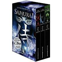 Samurai, Band 1 bis 3: Der Weg des Kämpfers / Der Weg des Schwertes / Der Weg des Drachen