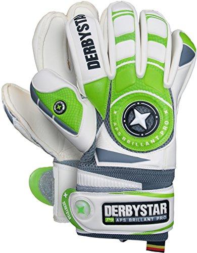 Derbystar Torwarthandschuhe APS Brillant Pro 2575 9 Green/White