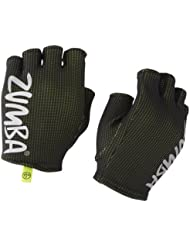 Zumba Fitness Could This Be Cut N Paste - Guantes para mujer, color negro y morado verde Love Me Lime Talla:talla única