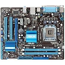 Asus P5G41T-M Lx - Placa base Intel G41 Express, LGA775 Socket, 8 GB máximo RAM
