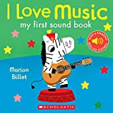 I Love Music: My First Sound Book