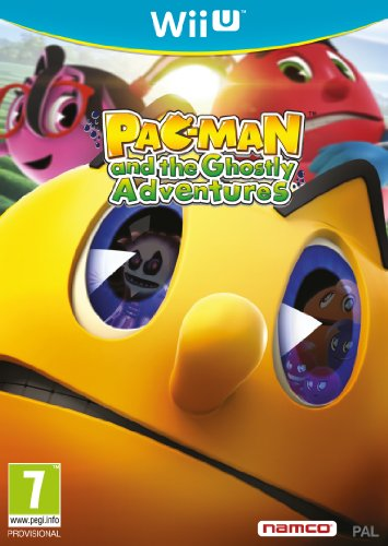 Pac-Man and the Ghostly Adventures [PEGI]