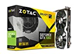 ZOTAC Scheda Video GeForce GTX 1060 6GB AMP! Edition, 6GB GDDR5, Clock base 1556 MHz, CUDA cores 1280, 3 x DisplayPort 1.4, HDMI 2.0b, DL-DVI, 210mm x 128mm