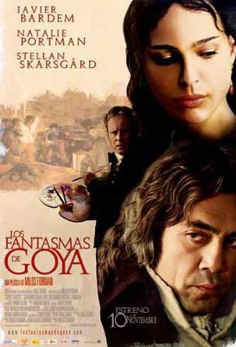 Bild von Goya's Ghosts ( Los Fantasmas de Goya ) (Import), PAL, Reg.2 Import -...
