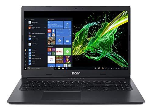 Acer Aspire 3 Thin A315-55G 15.6-inch Thin and Light Laptop (Intel Core i5-8265U/8GB/1TB HDD/Windows 10 Home 64 Bit/2GB NVIDIA GeForce MX230 Graphics), Charcoal Black