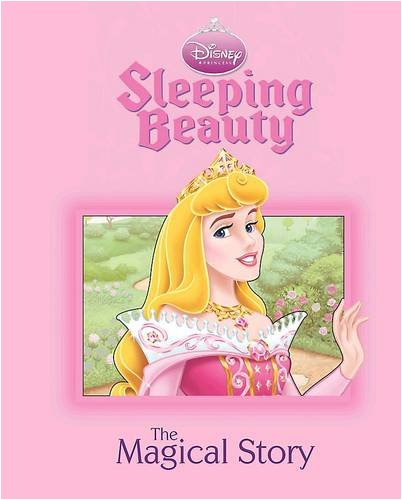 Sleeping Beauty : Aurora and the diamond crown.