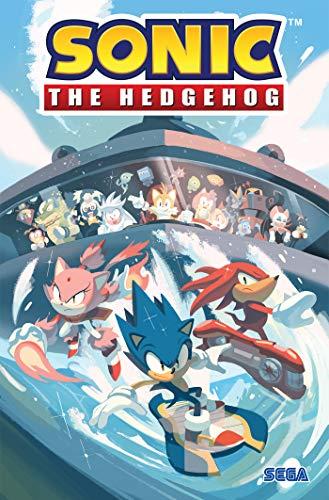 Sonic The Hedgehog, Vol 3: Battle For Angel Island por Ian Flynn
