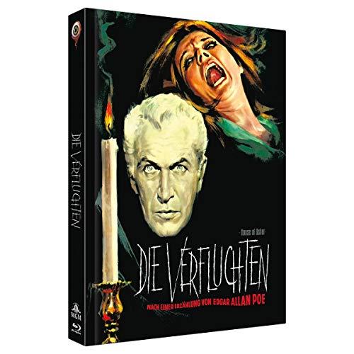 Die Verfluchten - Der Untergang des Hauses Usher (2-Disc Limited Extended Collector's Edition Nr. 25, Cover D, Limitiert auf 222 Stück) [Blu-ray]