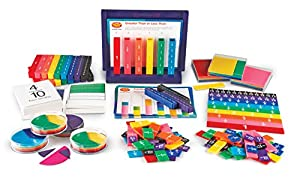 Learning Resources - Juguete educativo de matemáticas (Toys LER2088) (versión en inglés)
