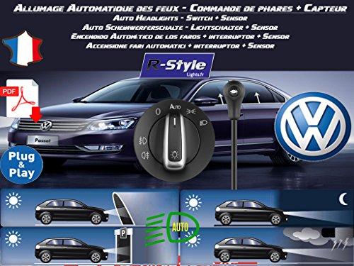 MyAutoLight - Système d'allumage phares automatique - Golf 6