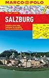 Salzburg Marco Polo Laminated City Map (Marco Polo City Map)