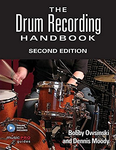 The Drum Recording Handbook: Second Edition (Music Pro Guides) por Bobby Owsinski