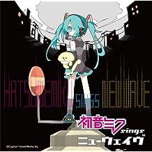 Hatsune Miku Sings New Wave