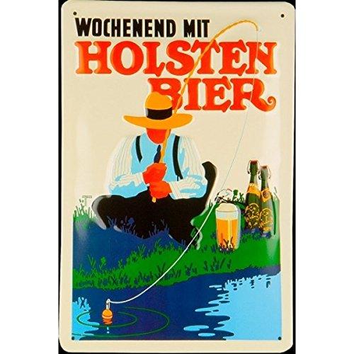holsten-angler-targa-in-metallo-20-x-30-cm