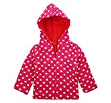 Baby Grow Baby Girl'S Winter Hooded Sweat Shirt Jacket (Newborn, Color4)