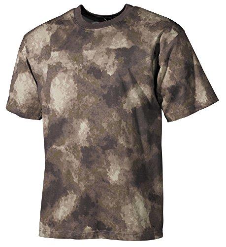 US T-Shirt, halbarm 170 g/m² HDT Camo AU