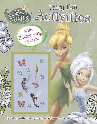 Disney Fairies Fairy Fun Activity Book (Disney Activity)