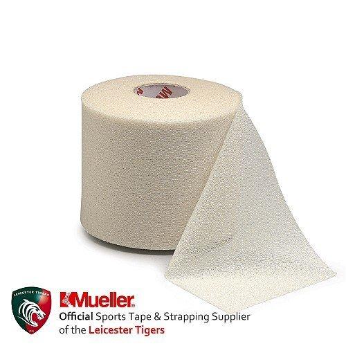 Mueller M-Wrap Unterverband - 7cm x 27.5m Extra Soft - Untertape, Underwrap, Pre-Wrap, Pre-Taping, Unterbinde, Sportliche Band - Sportliche Wrap