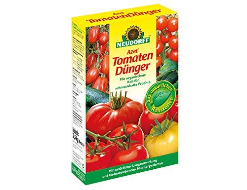 Neudorff azet Engrais pour tomates, 2,5kg