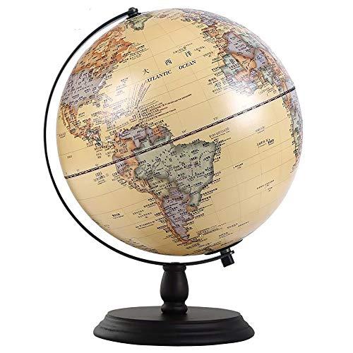 """Weltkugel Mit Illuminated -13\"""" Light Up Globe Für Kinder & Erwachsene -Interactive Erdkugel Macht Große Pädagogische Spielwaren, Bürobedarf"""
