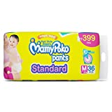 Mamy Poko Standard Pant Style Diapers, M 36 Pieces