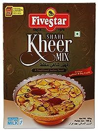 Five Star Shahi Kheer Mix (180g) - Pack of 3