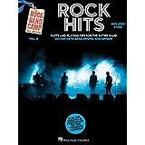 Rock Band Camp Volume 4: Rock Hits. Partitions, 2 x CD pour Guitare Basse, Batterie, Guitare, Clavier, Voix