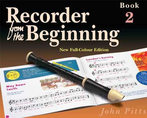 recorder-from-the-beginning-pupils-book-2-pupils-edition-bk-2