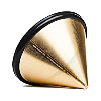 ABLE KONE coffee filter 3RD GENERATION Gold Limited Edition