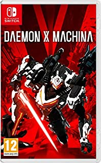 Daemon X Machina (B07SHG83B8)   Amazon price tracker / tracking, Amazon price history charts, Amazon price watches, Amazon price drop alerts