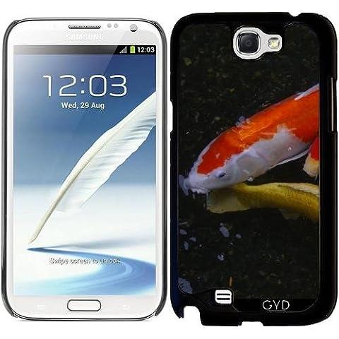 Funda para Samsung Galaxy Note 2 (GT-N7100) - Sealife Peces Koi by WonderfulDreamPicture