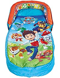 Paw Patrol My First ReadyBed - Inflatable Toddler Air Bed and Sleeping Bag in one