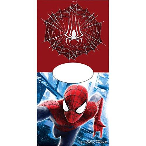Poncho toalla Spiderman Marvel mod 3