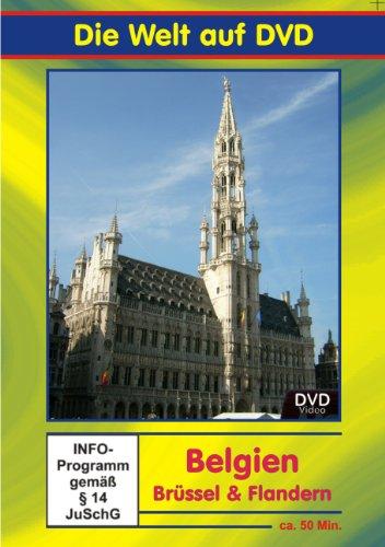Belgien - Brüssel & Flandern