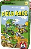 Schmidt Spiele 51298 John Deere, Field Race, Bring mich mit Spiel in Metalldose