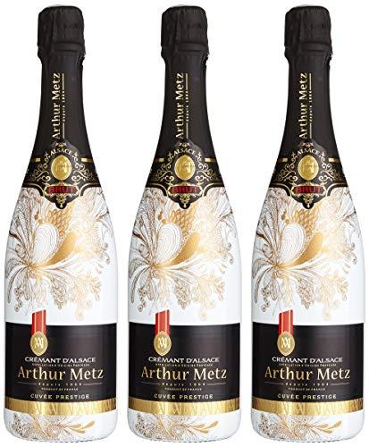 Arthur Metz Crémant d'Alsace Brut Prestige (1 x 0.75 l)